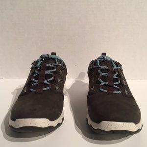 Teva Arrowood Lux Black Olive WP Mid Sneaker